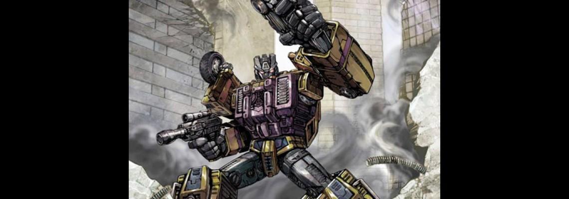 Robot Extreme War Vol 1