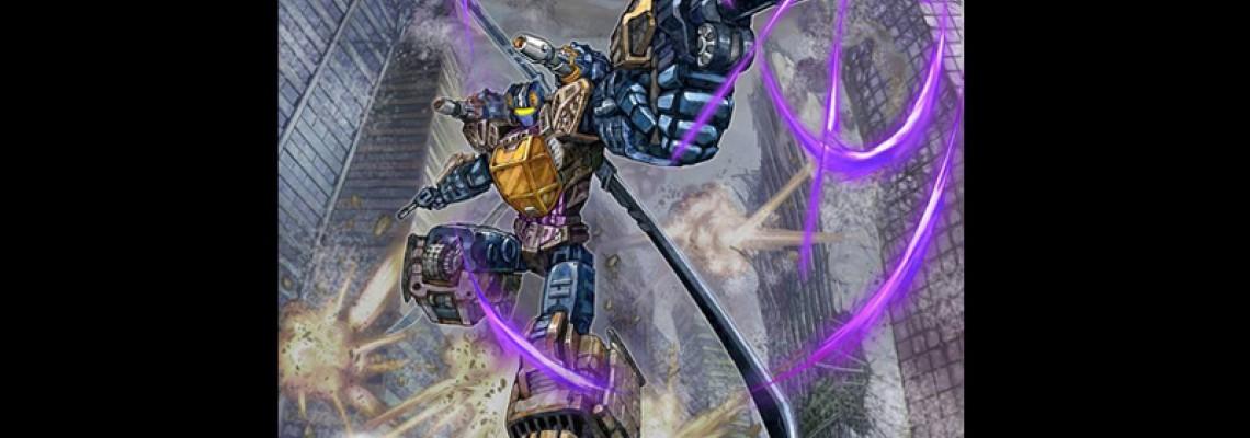 Robot Extreme War Vol 2
