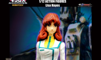 Kitzconcept 1/12 Action Figures Lisa Hayes is available now!