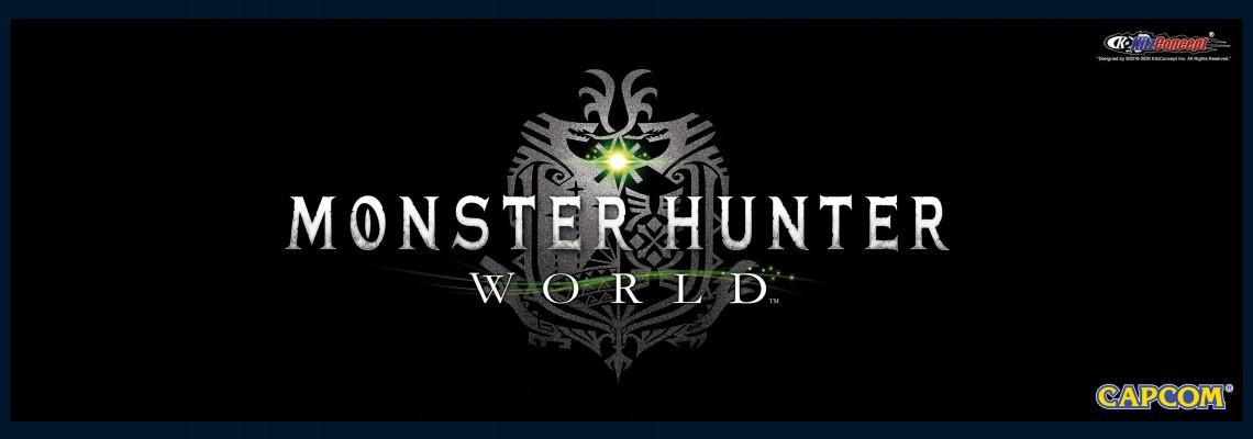 New License - Monster Hunter World